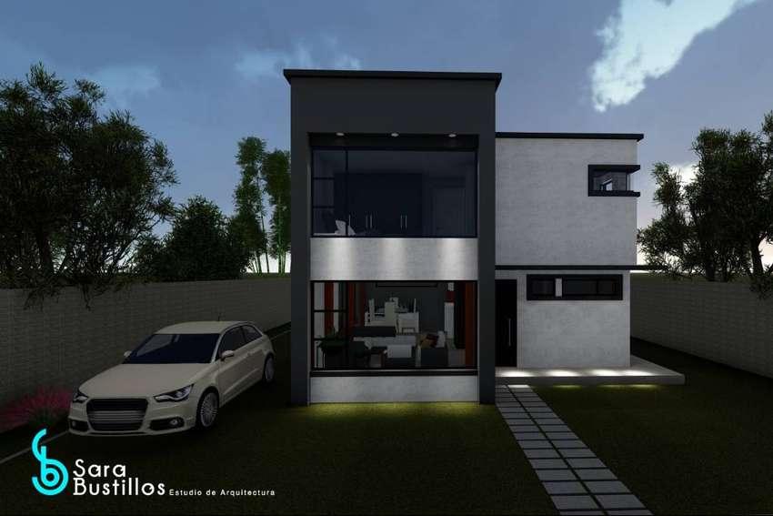 Hermosa Casa en Planos 0