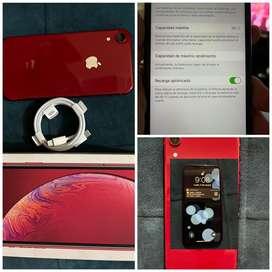 Iphone XR 128 Gb rojo