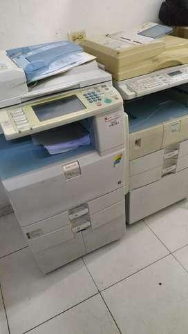Vendo Fotocopiadoras Ricoh
