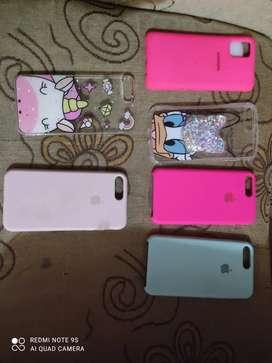 Vendo protectores de iPhone para mujer