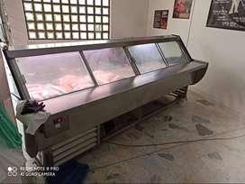 Se venden vitrinas refrigeradas tipo Góndolas.