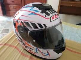 Vendo casco NZI certificado sin uso/nuevo