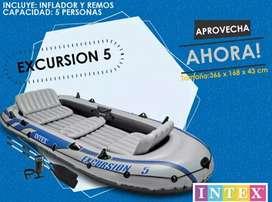 Nuevo bote EXCURSIÓN 5