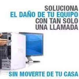 Servicio técnico portátil y PC