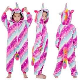 Pijama Unicornio Stars para niña