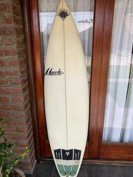 Tabla de surf Macchi 6'2'