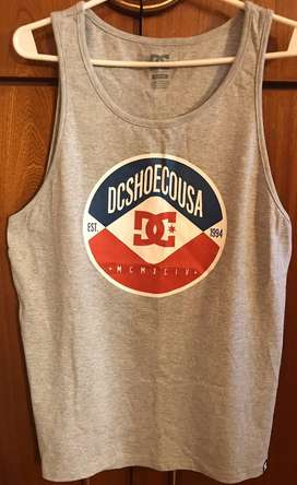 Musculosa Dc-Shoes original talle S