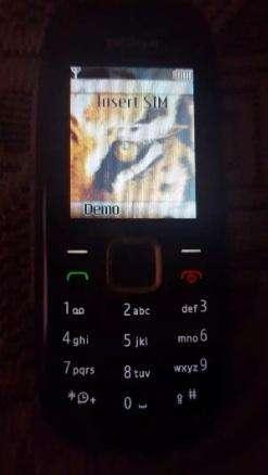 Teléfono Celular Nokia Modelo Bl 5cb Usado, Mas Cargador 0