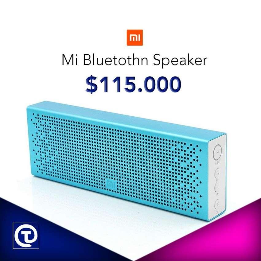 Xiaomi Mi bluetooth Speaker, parlante, Nuevo, Original, Garantia, TIENDA FISICA 0