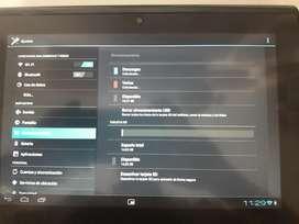 Vendo Tablet Sony