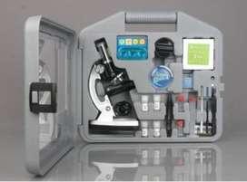 Microscopio kit 52 piezas 1200x