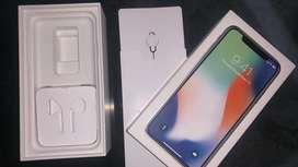 Iphone X De urgencia se vende como nuevo