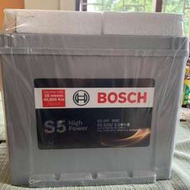 BATERIA Bosch S5 de 65HP
