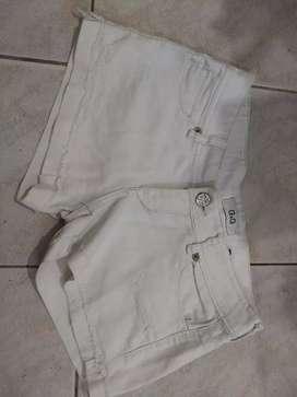 Shorts de jeans