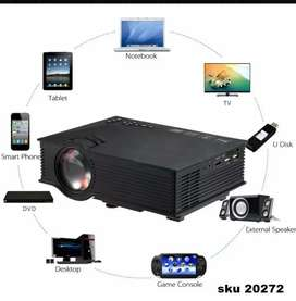Proyector Video Beam Unic -UC 68 WIFI, bluetooth,  T.V