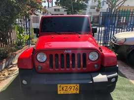 Jeep wrangler sahara 2015 diesel