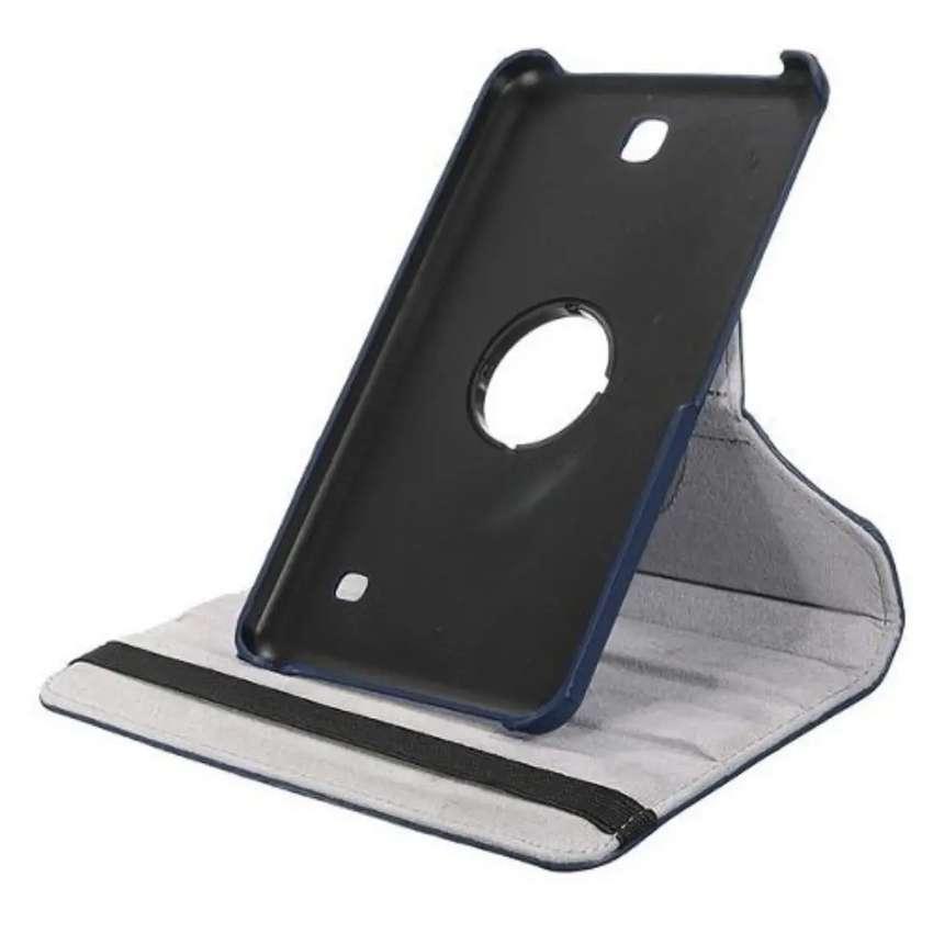 Estuche Cuero Giratorio Samsung Galaxy Tab 4 7 T230 /1 T235 0