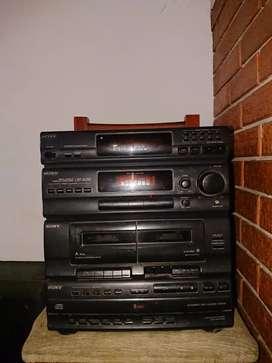 Equipo de sonido Sony LBT-A296 1994