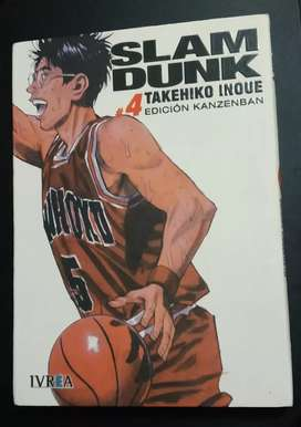 Manga Slam dunk #4 original