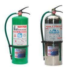 Extintor de Agua de Alta Presión H2O