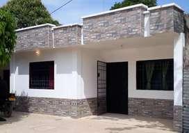 Se vende casa en Tamalameque cesar