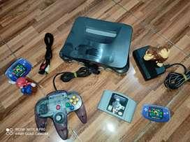 Nintendo 64 muy hermosa