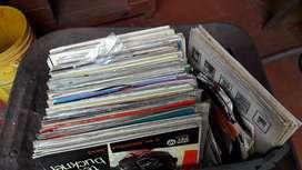 Discos  de vinilo/ sopera antigua/ tocadiscos  a restaurar... y otros.. consultar
