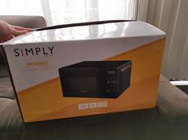 Horno Microondas Simply Turn On 20L