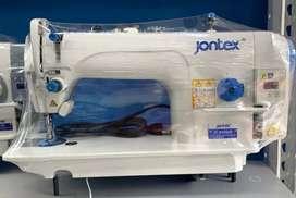 Máquina plana industrial JONTEX la mejor del mercado