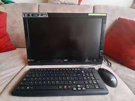 Vendo Pc All in One barato; Modelo (Acer Aspire Z1-623)