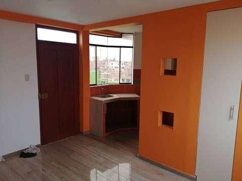 Alquiler de habitación con áreas complementarias La esperanza. 0