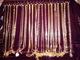 Venta de joyas enchapadas ( no disponible para reventa)