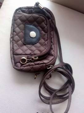 Bolso material impermeable