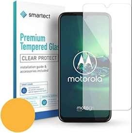Vidrio Templado Glass Plano para Motorola Moto G8 G8 Plus