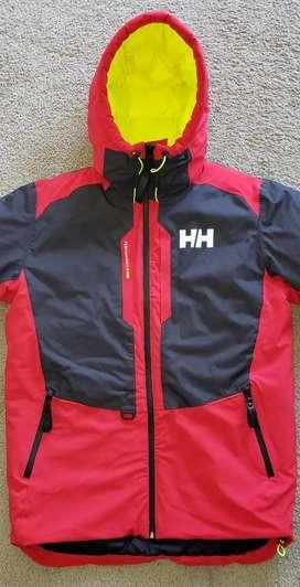 Chaqueta de plumas Helly Hansen Performance Series Talla L - Ideal para trekking y montañismo, moto y nieve