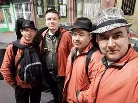 Grupos carrangueros Bogotá