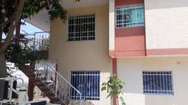 arriendo apartamento urb. asocon cerca al libano Mz K casa 11 piso 2