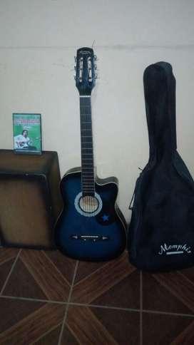 Guitarra Forro Disco Y Cajon