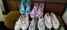 Zapatos de niñas