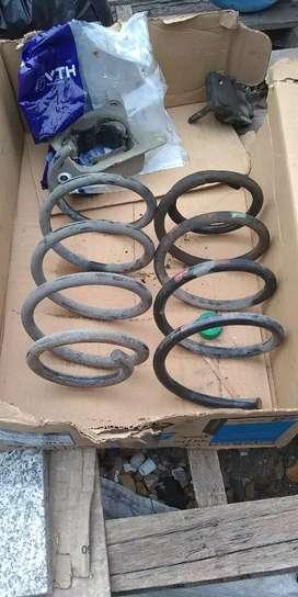 Espirales para Corsa cortados