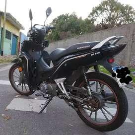 Vendo Guerrero tríp plus 125