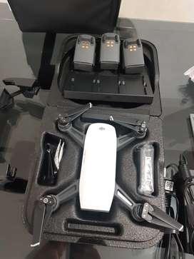 Vendo Drone DJI SPARK  como nuevo 1 mes de uso
