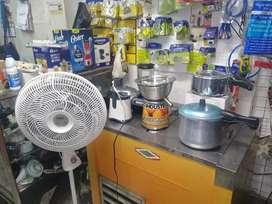 Reparación de ventiladores y todo tipo de electrodomésticos