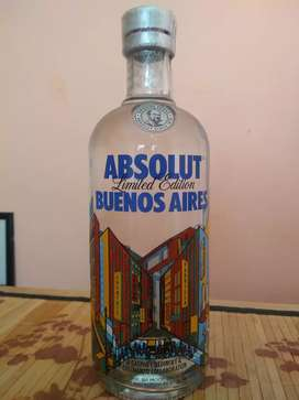 Absolut Limited Edition Buenos Aires