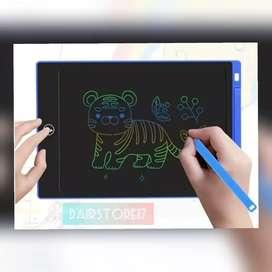 Hermosa tableta de dibujo