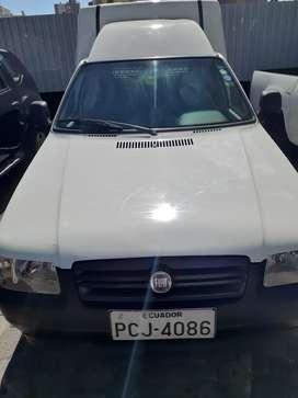 Fiat forino año 2013 kilometraje 194000 color blanco