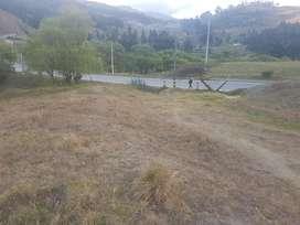 Venta de Terreno Urbano en Loja, Plano, Panamericana, Vía Loja Cuenca
