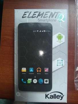 Smartphone Kalley Usado. Android.