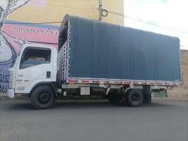 Transporte de carga, mudanzas, acarreos