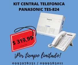 CENTRAL TELEFONICA TES SIN TELEFONO